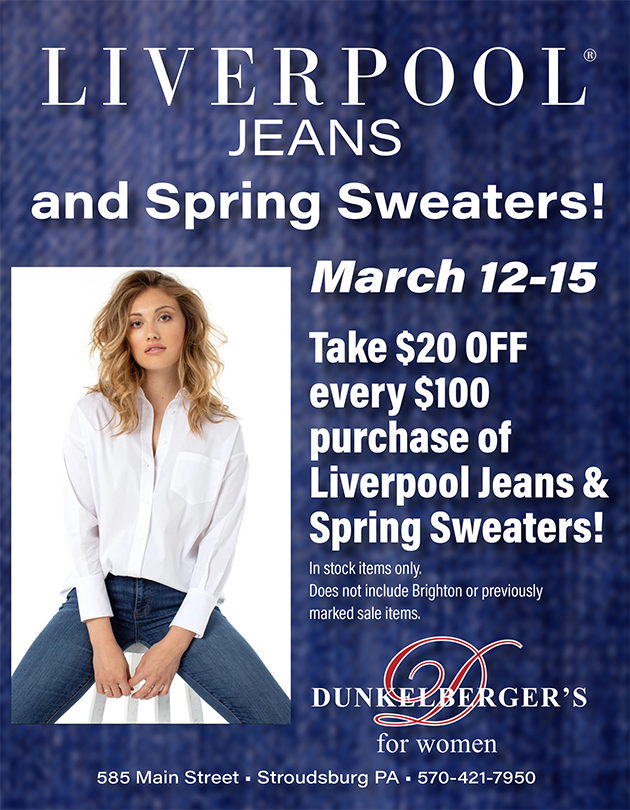 Liverpool Jeans Spring Sweaters