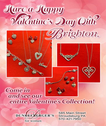 Valentine's Day with Brighton